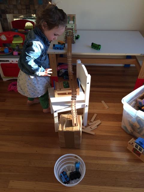 Les Kidz young builder