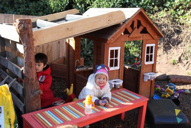 Les Kidz-roof-garden