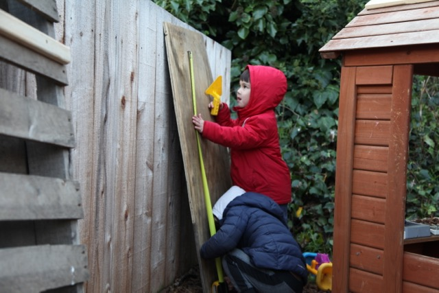 roof garden step 1